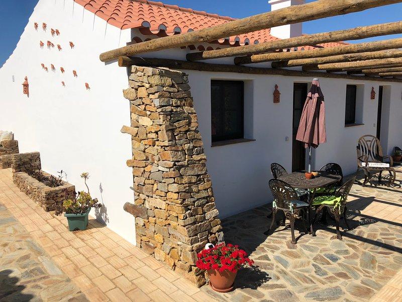 QB - Casa da Bolota - Turismo Rural, holiday rental in Sao Teotonio