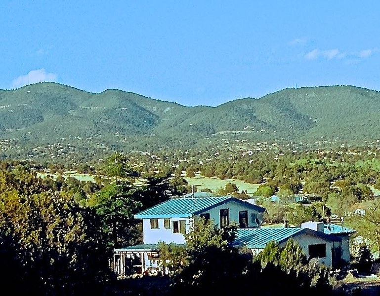 Heart and Wings Retreat Center, vacation rental in Silver City