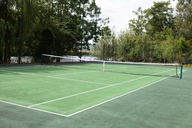 Island Tennisbana