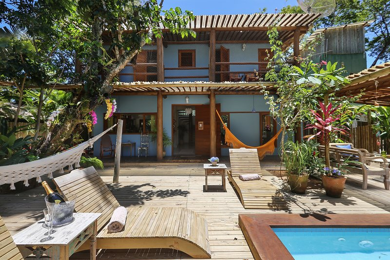 Casa Encanto.Our house in Trancoso is simply a charm!