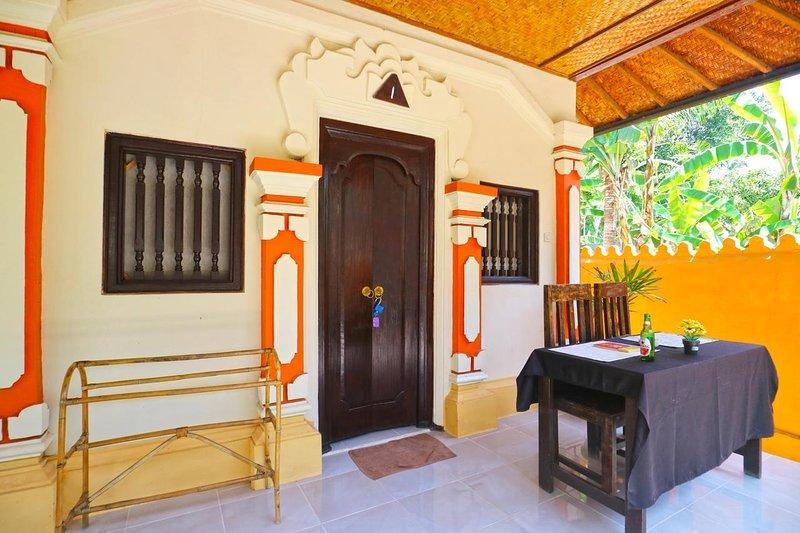 Gubuk Bule, holiday rental in Nusa Lembongan