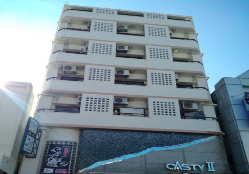 Matsuyama Residence Naha CBD Apartment Okinawa, casa vacanza a Uruma