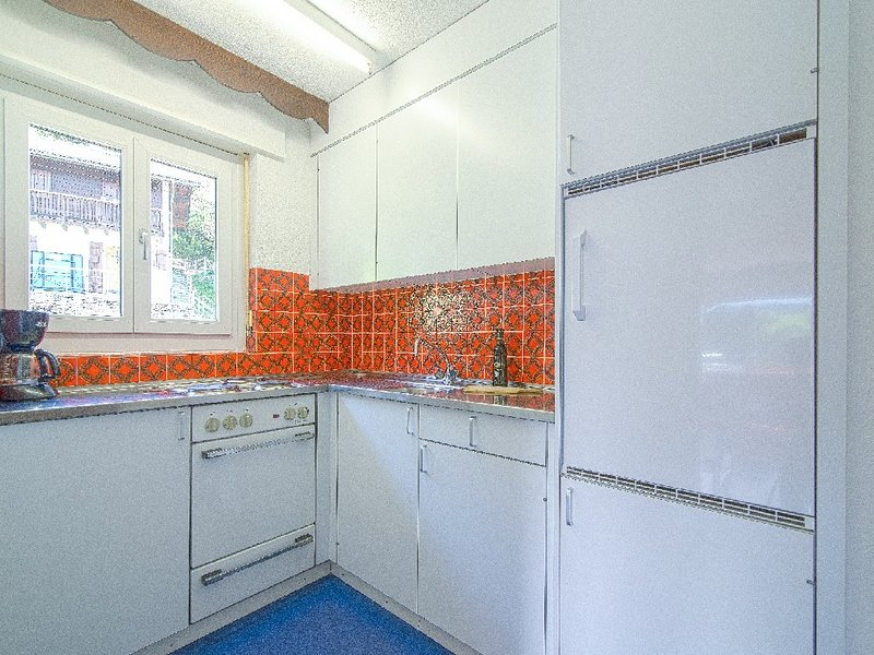 Small separate kitchen