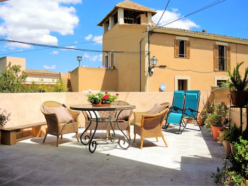 Ca n'Anita - Casa en Santa Eugenia, Mallorca, vacation rental in Santa Eugenia