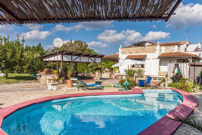 Villa Margherita, holiday rental in Serrano