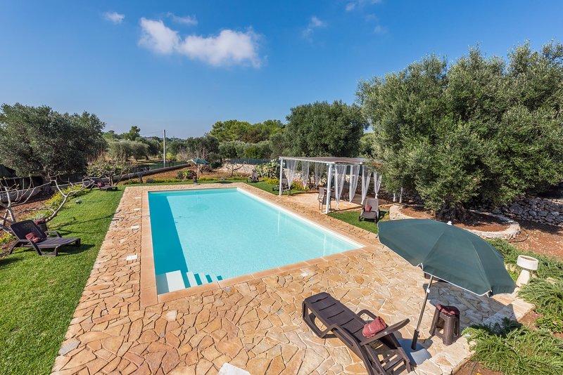 Villa Calliope - Ceglie Messapica, holiday rental in Ceglie Messapico