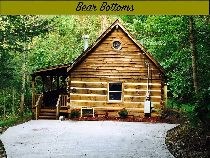 Bear Bottoms, vacation rental in Townsend