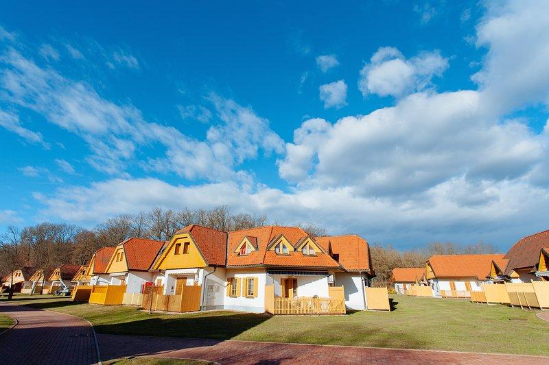 Apartments Prekmurska vas - Vital Resort, vacation rental in Magyarszombatfa