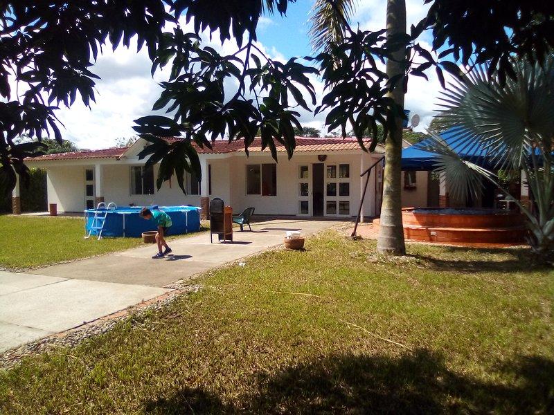 villavicencio country villa