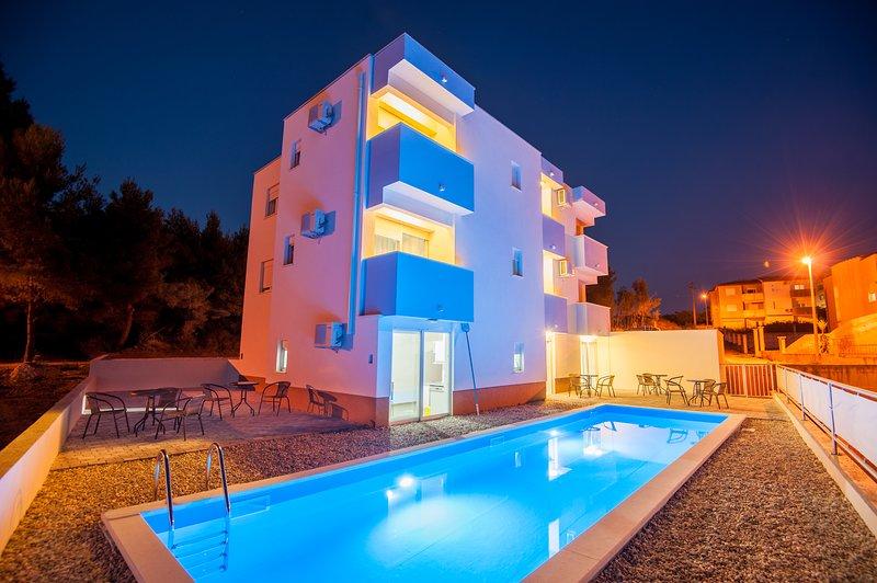 Villa Stipe, holiday rental in Podstrana
