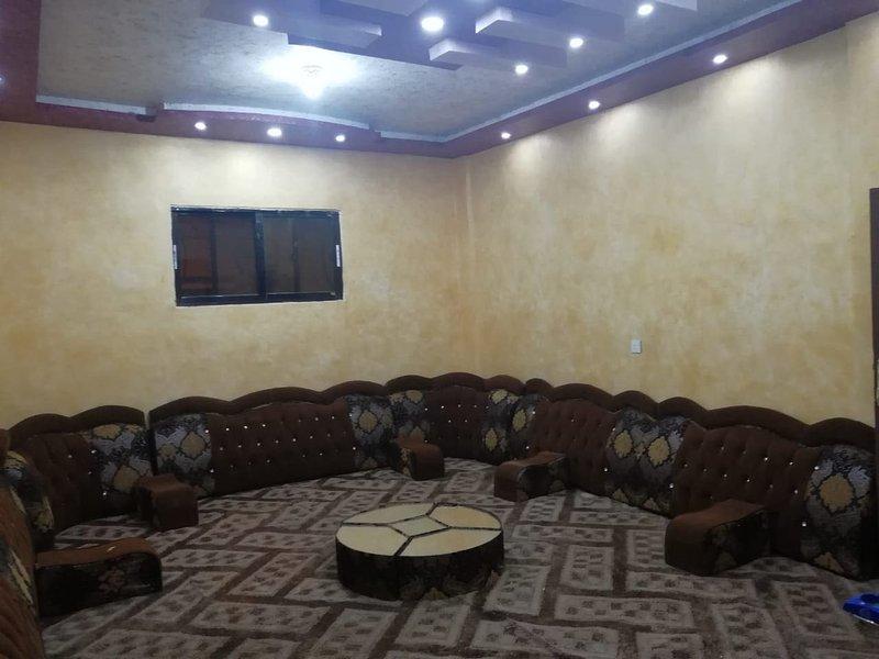 Wadi Rum village Hostel - bedroom 2, holiday rental in Al Aqabah Governorate