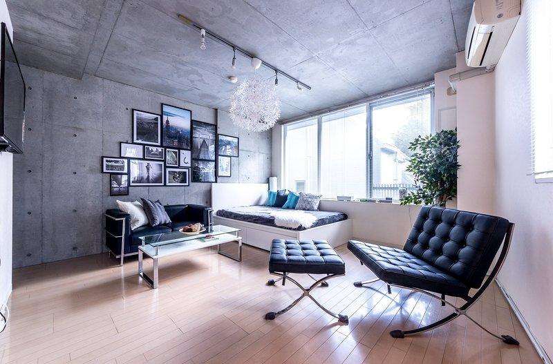 DESIGN STUDIO + TOKYO FLAT +, alquiler vacacional en Yotsuya