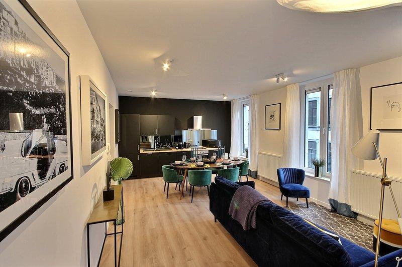 Le Kat103 - 1 bedroom, location de vacances à Trois Ponts