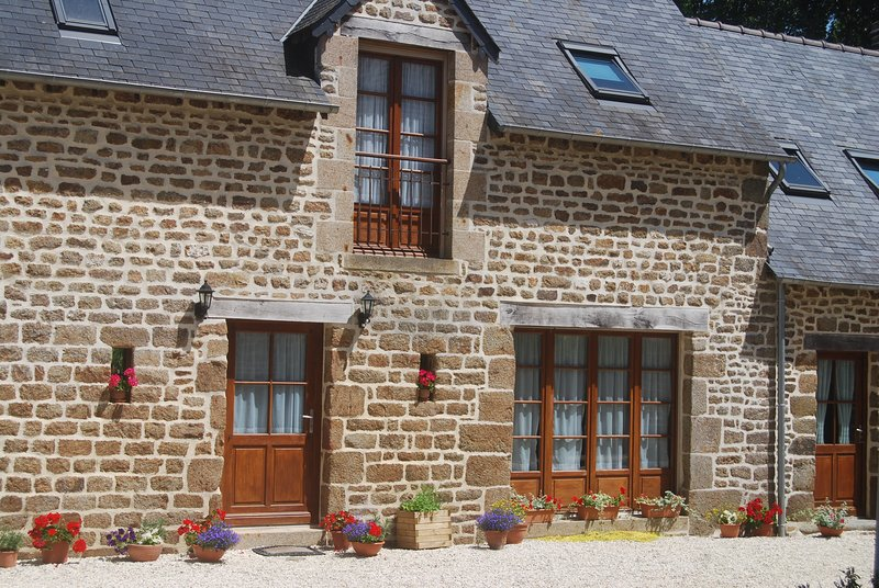 Gites Les Coudreaux, vacation rental in Mantilly