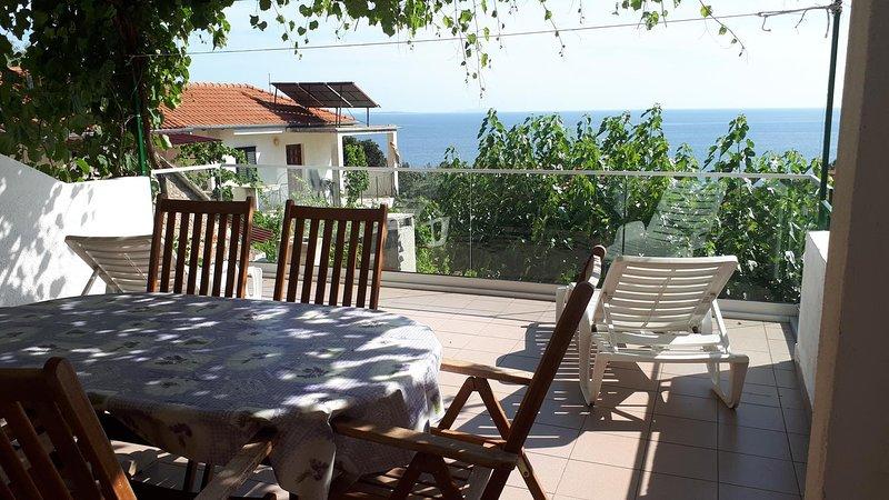 Ivan Dolac Apartment Sleeps 4 with Air Con - 5468823, location de vacances à Vrisnik