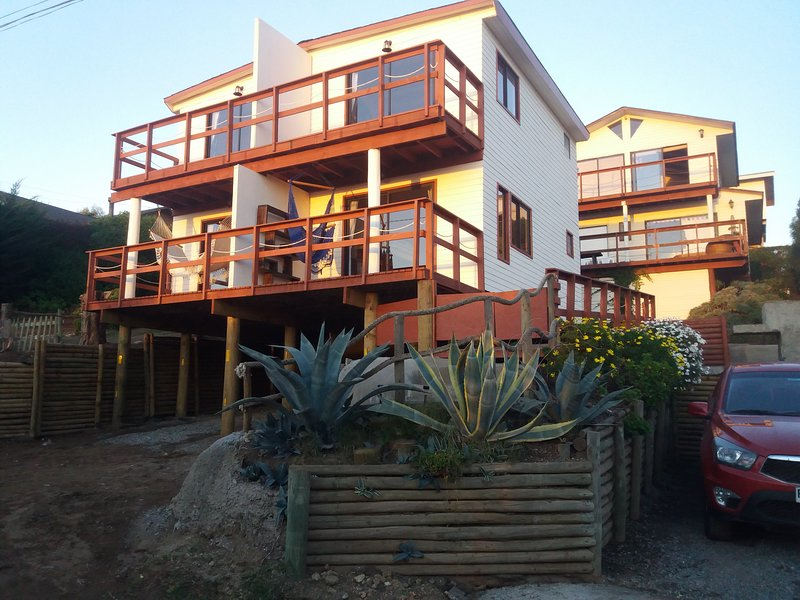 Cabañas Costa Azul, vacation rental in Maitencillo