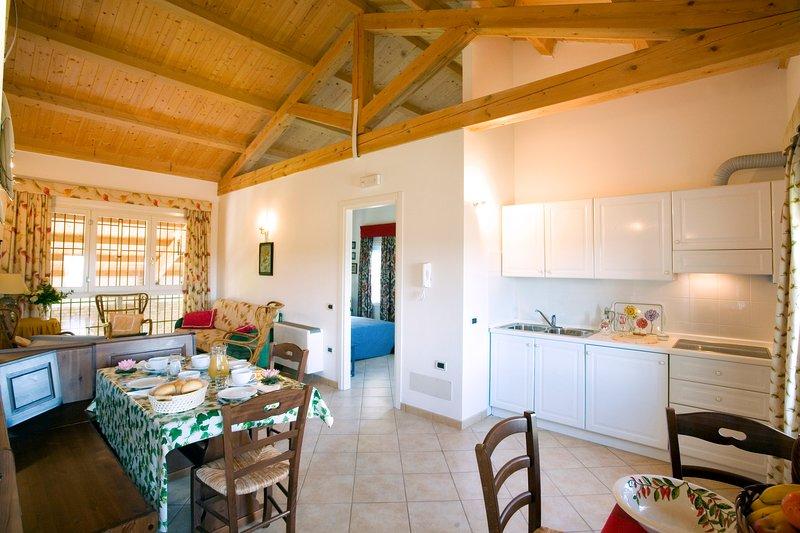 Airone - Agriturismo Sesta Presa, holiday rental in Torre di Mosto