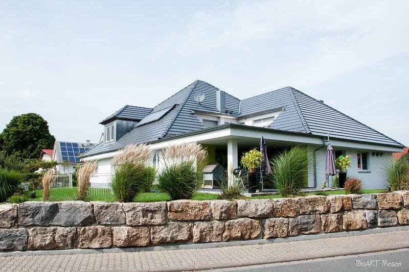 Pension Nickel, vacation rental in Gernsheim