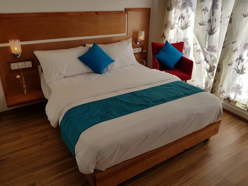HudhuVeli Inn (Bedroom 2), Ferienwohnung in Süd-Male-Atoll