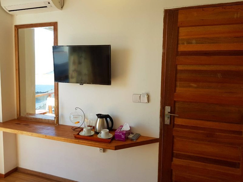 HudhuVeli Inn (Bedroom 6), Ferienwohnung in Süd-Male-Atoll