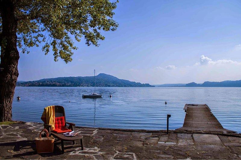 Casa del Lago, vacation rental in Solcio