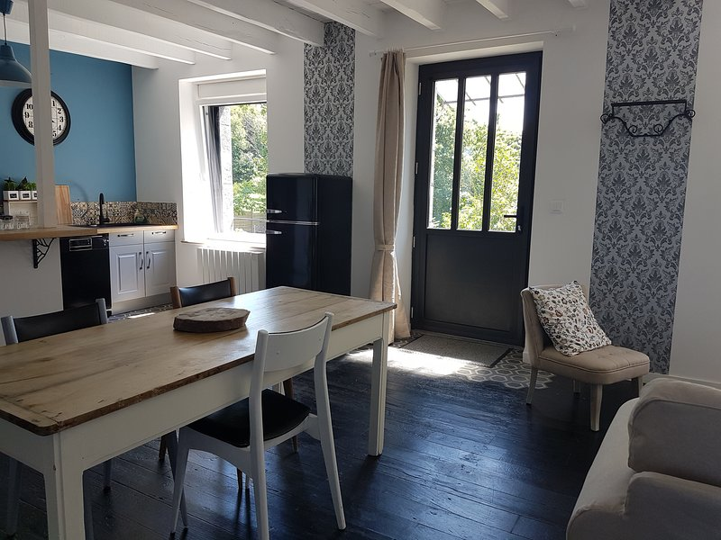Les Hortensias du Camus, vacation rental in Meneac