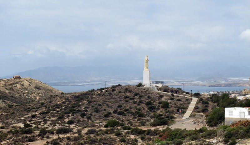 After taking in the surroundings be sure to visit El Faro, only a minute walk from the statue!!!