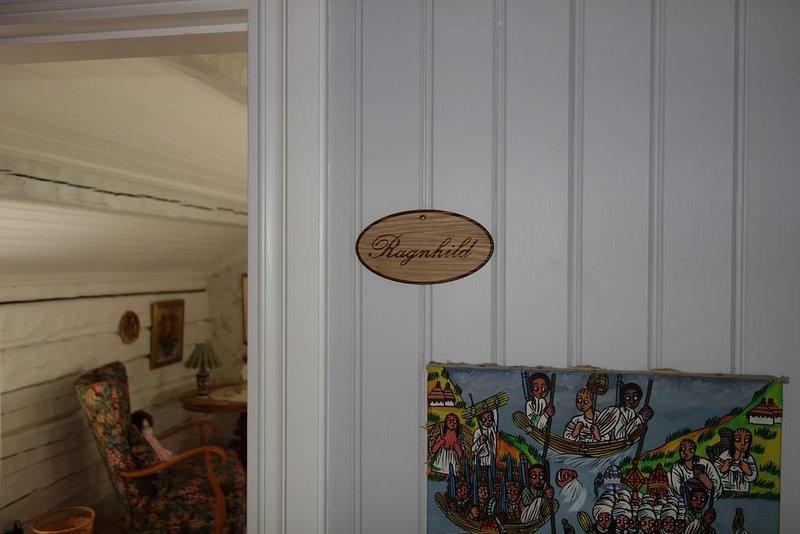 Wallhalla Bed & Breakfast Ragnhild Room – semesterbostad i Umeå