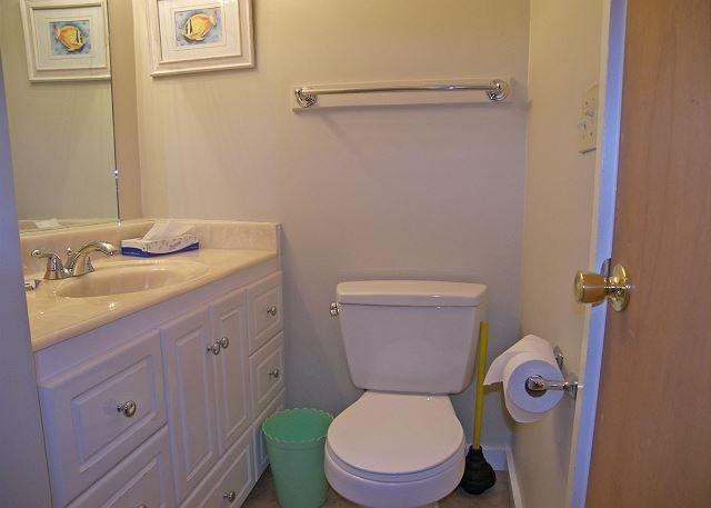 Salle de bains mezzanine