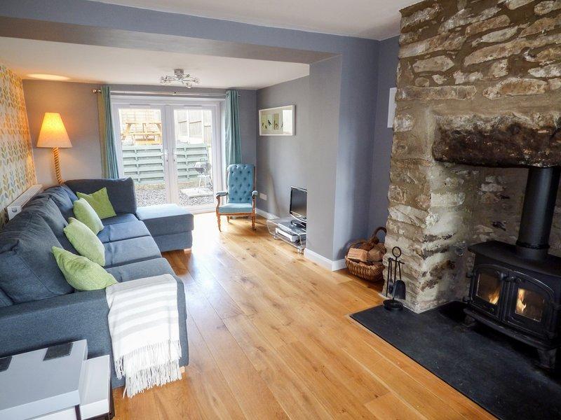 BODLAWEN, 5 bedrooms, woodburner, WiFi, Corwen, holiday rental in Pentre-Llyn-Cymmer