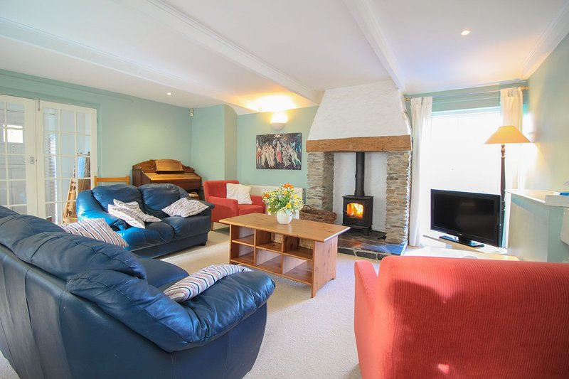 Crugsillick Court, vacation rental in Trewithian
