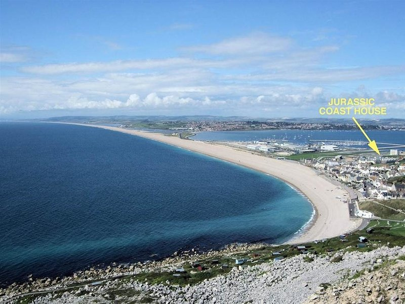 JURASSIC COAST HOUSE, Sleep 8, modern olympic athletes house, Close to Chesil, vacation rental in Isle of Portland