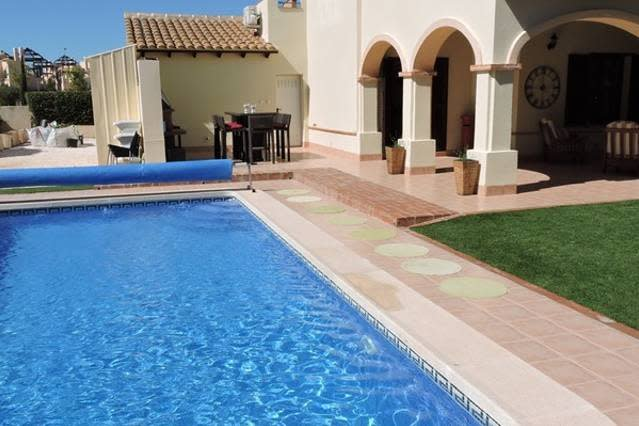 HL 024 · HL024 Super luxurious villa,HDA golf resort, vacation rental in Fuente Alamo
