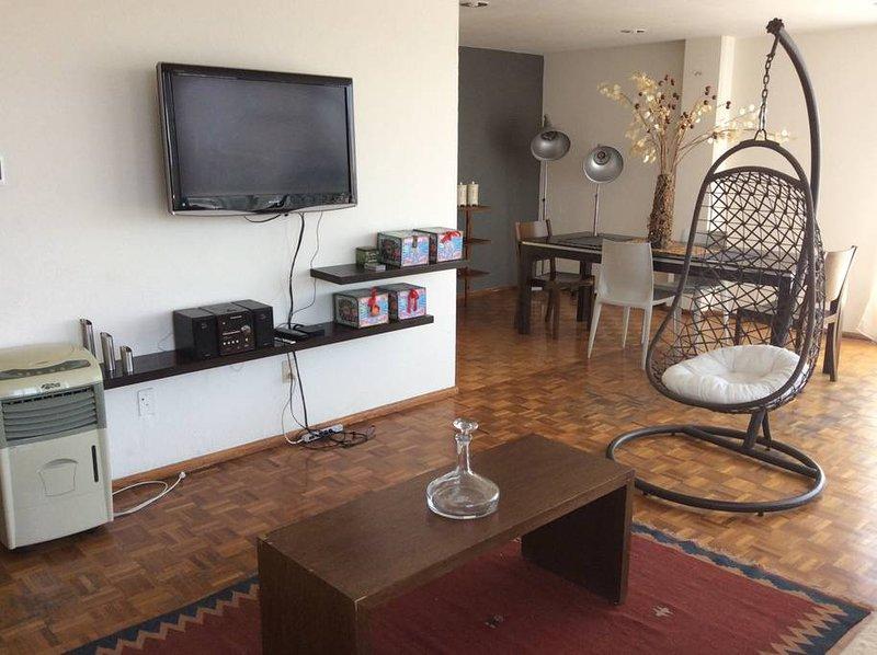 CDMX CONDO DEL VALLE BY VILLAS HK28, vacation rental in Mexico City