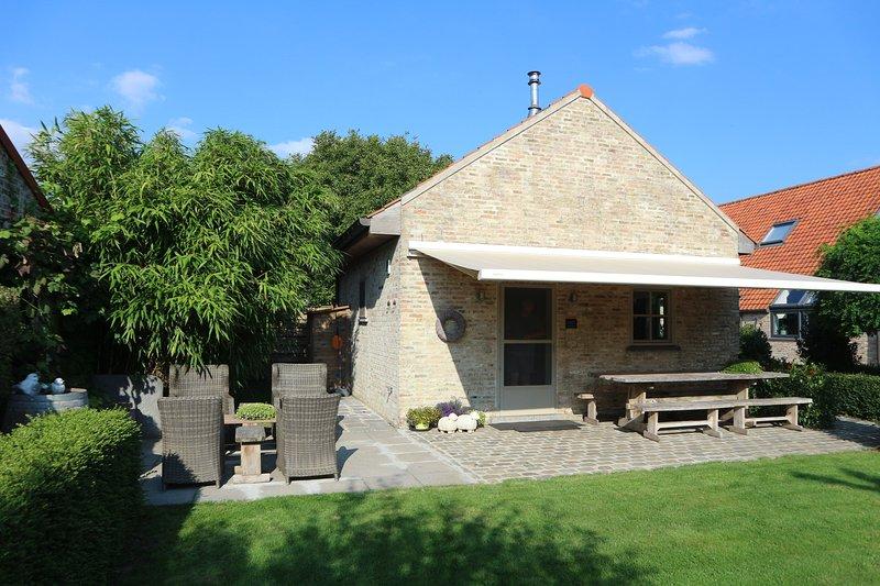 Vakantiewoning 't Blooteland, alquiler de vacaciones en Roeselare