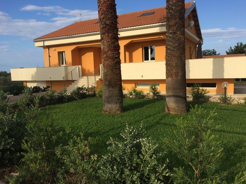 CASE VESTA, holiday rental in Villasmundo