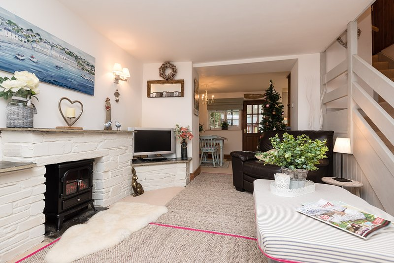 Gorgeous lounge area, welcoming and cosy