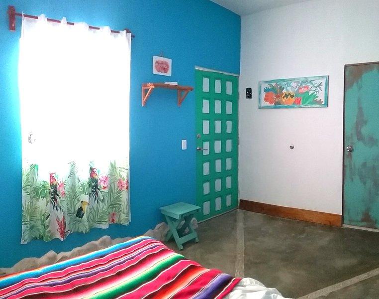 The Coralina Room at Casa Sueño Caribeño Inn & Spa, location de vacances à Costa Maya