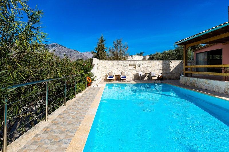 Artemis Villa, family getaway!, vacation rental in Milopotamos