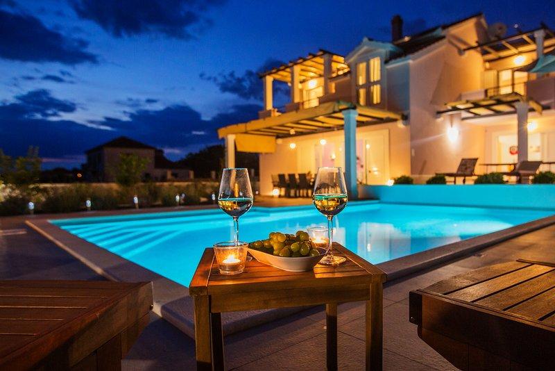 Villa Giove, aluguéis de temporada em Grohote