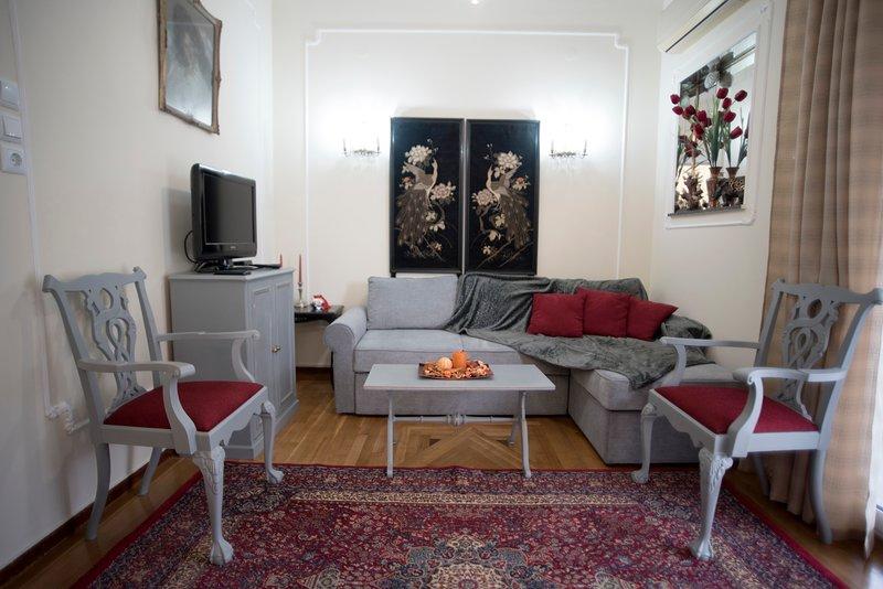 apartment Alsos STREET KERKIRAS 20 -KIPSELI- ATHENS, holiday rental in Nea Chalkidona