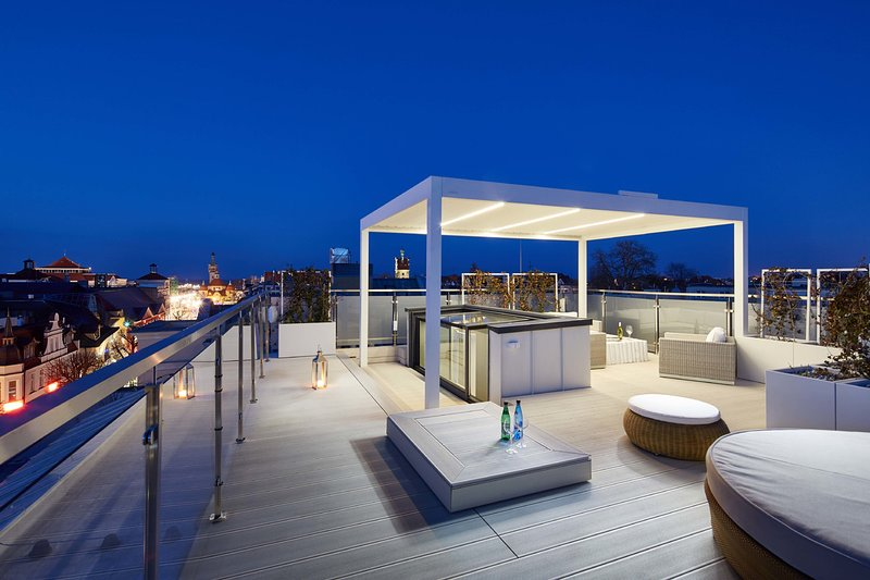 Terrace on the Wave 'Superior', vacation rental in Sopot