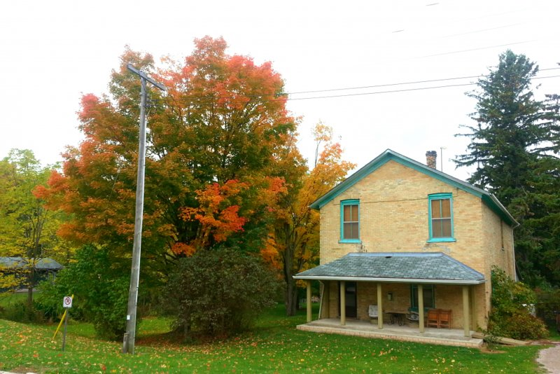 6 bedroom Mill House Cottage in beautiful Port Albert, Ontario, alquiler vacacional en Port Albert