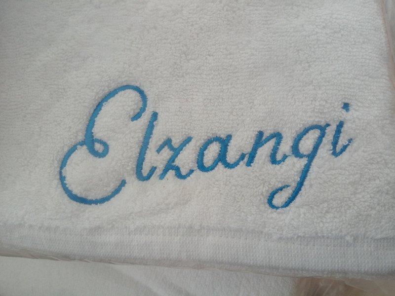 Towel range