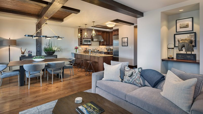 Welcome to our cozy and elegant suite in Telluride!