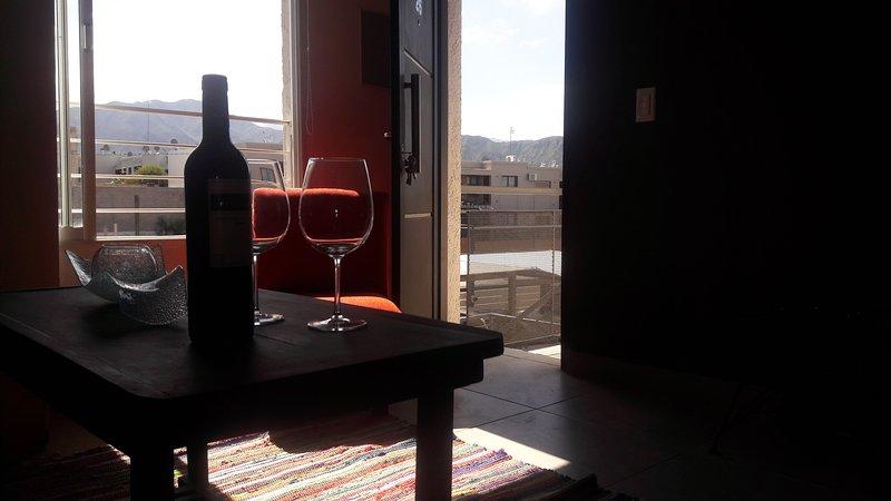 DEPARTAMENTO BOUTIQUE (DE DISEÑADOR) 'TERRAZA 26', holiday rental in Mendoza