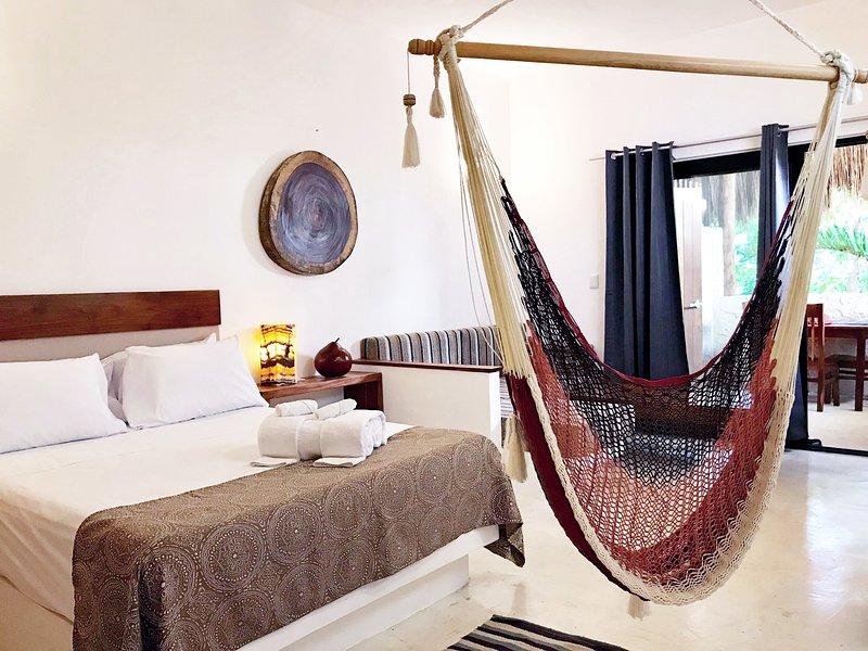 Tulum's Best Location... Wow! - Ku Tulum APMT 1, vacation rental in Tulum