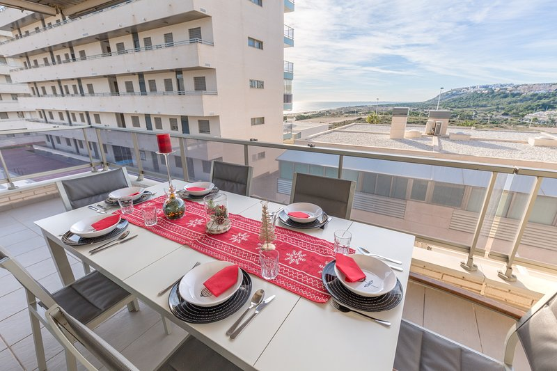 Ocean Pearl Amazing Sea Views, holiday rental in Los Arenales del Sol