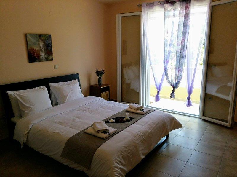 ODYSSEUS VILA, holiday rental in Exanthia