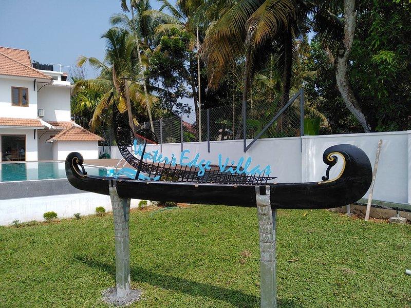 Water's Edge Villas, alquiler de vacaciones en Nedumudi